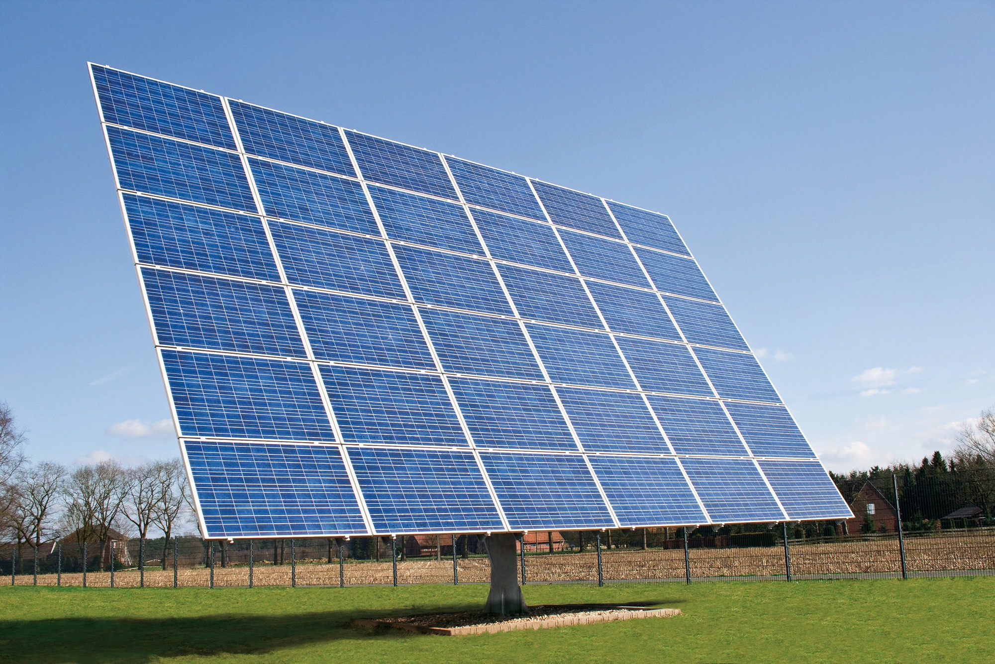 Solar Panel Sun Tracking System Mj Project